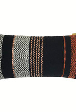 Multicolor black cushion (NEW)