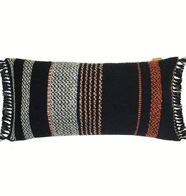 Multicolor black cushion (NEW) (15 Dec)