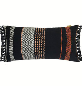 Multicolor black cushion (NEW) (15 Oct)