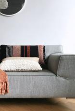 Tribal off white cushion (NEW) (15 Dec)