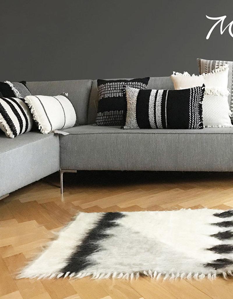 Diamond mini floor plaid 75x125