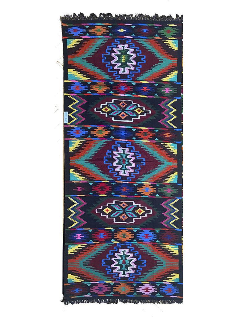 Unique carpet fuchsia 100% wool 110x255cm (NEW)