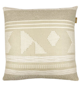 Craft offwhite cushion square (NEW) (Oct 10)