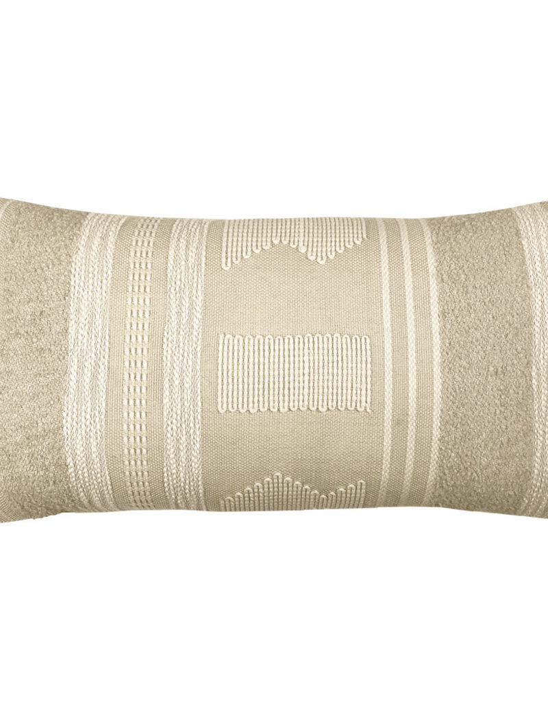 Craft offwhite cushion rectangle (NEW)