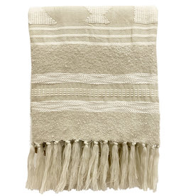 Craft offwhite throw (NEW) (Oct 10)