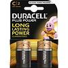 Duracell Plus Power MN1400 C Batterij BL2