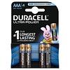 Duracell Ultra Power MX2400 AAA BL4