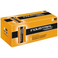 Industrial ID1300 D Alkaline Batterijen 10-Pack