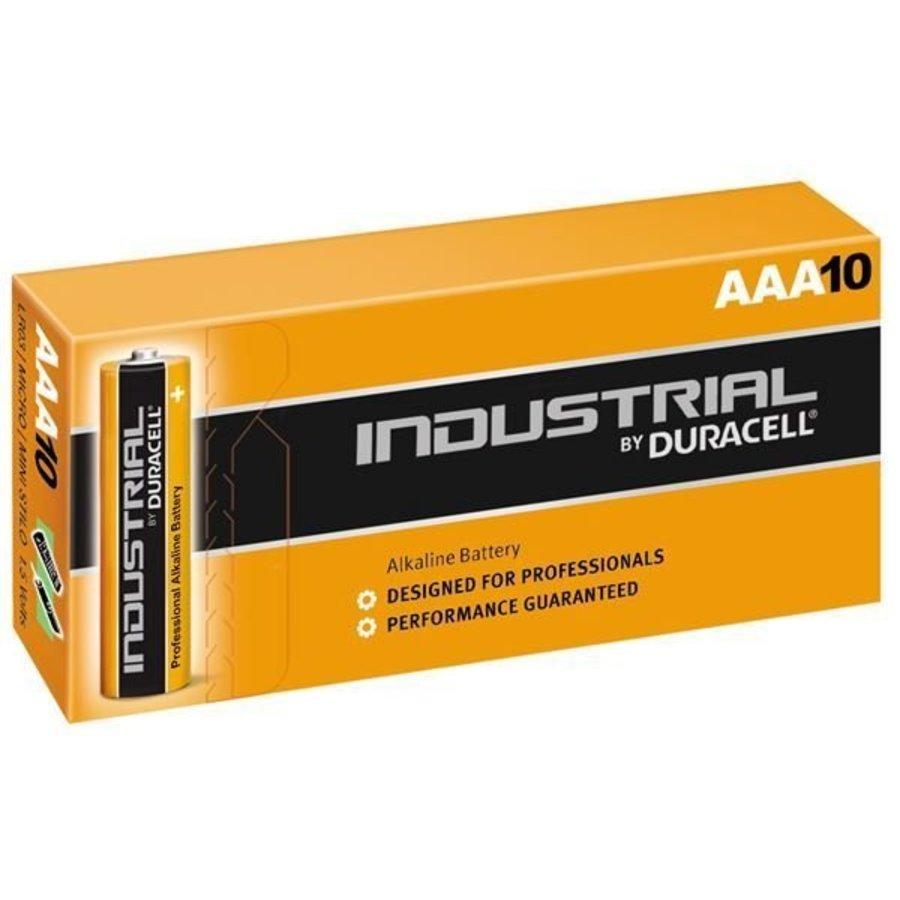 Industrial ID2400 - AAA Alkaline Batterijen 10-Pack