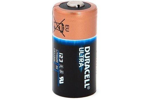 Duracell 10 x  Ultra Lithium CR123A DL123A Bulk