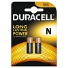 Duracell MN9100 N Lady LR1 1,5V Alkaline Batterijen BL2