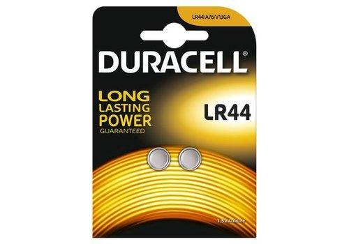 Duracell LR44 / LR1154 / AG13 Alkaline Knoopcellen BL2