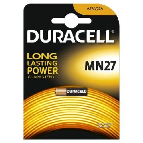 Duracell Alkaline MN27 12V Batterij BL1