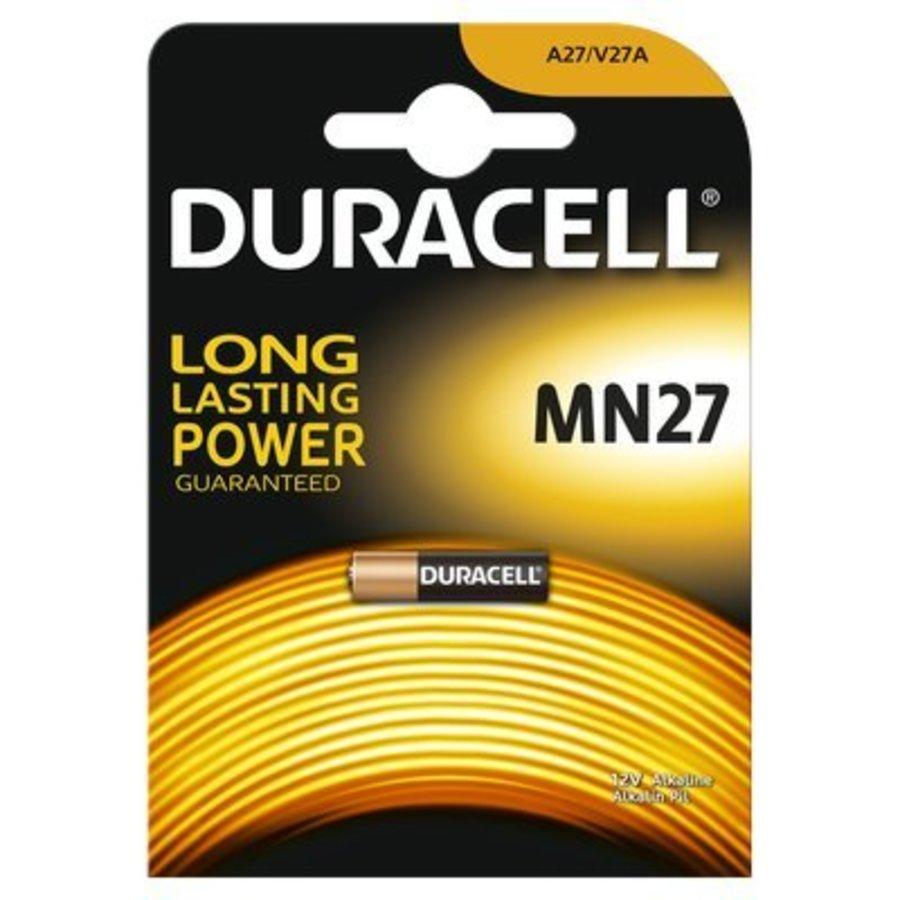 Alkaline MN27 A27 12V Batterij BL1