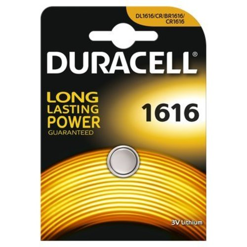 Duracell Lithium DL1616 Knoopcell BL1
