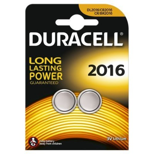 Duracell Lithium DL2016 Knoopcel BL2