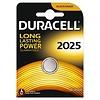 Duracell Lithium CR2025 DL2025 Knoopcel BL1