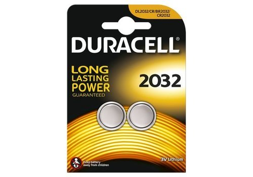 Duracell Lithium DL2032 3V Knoopcel BL2