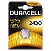 Duracell Lithium CR2430 DL2430 Knoopcel BL1