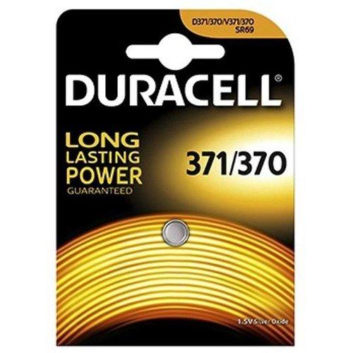 Duracell D 371/370 Zilveroxide Knoopcel BL1