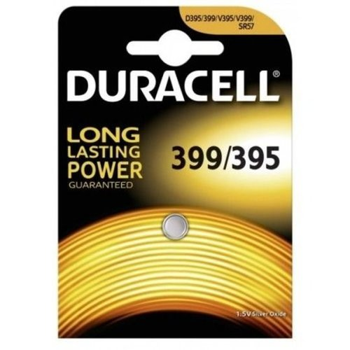 Duracell D 399/395 SR927SW Zilveroxide Knoopcel BL1