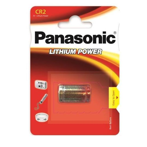 Panasonic Lithium Power CR2 BL1