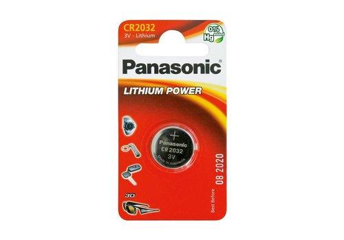 Panasonic Lithium CR2032 BL1
