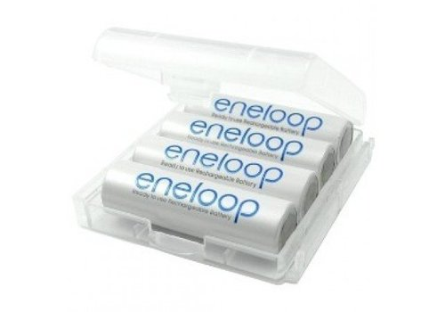 Panasonic ENELOOP  AA 1900 Oplaadbare Batterij BK-3MCCE  Box 4