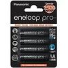 Panasonic ENELOOP PRO BK-3HCDE AA 2500 mAh BL4
