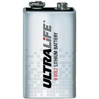 9-Volt Lithium Batterij