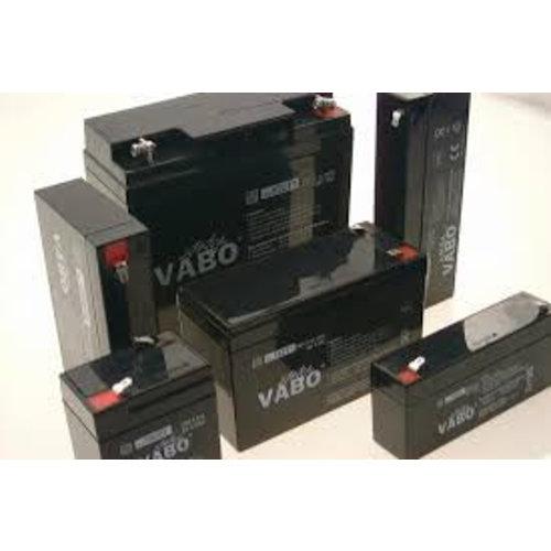 Vabo PM 65-12 SLA Batterij VDS