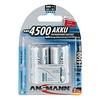 Ansmann Oplaadbare C Batterijen 4500 mAh HR14 MaxE BL2