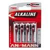 Ansmann Red Alkaline AA BL4