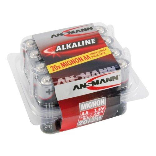 Ansmann Batterijbox AA 20