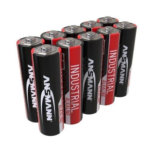 Ansmann Industrial AA 10-pack