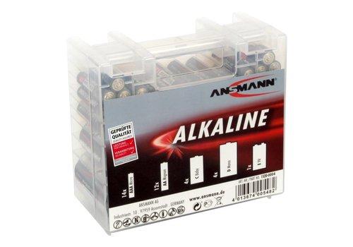 Ansmann 35 Batterijenbox