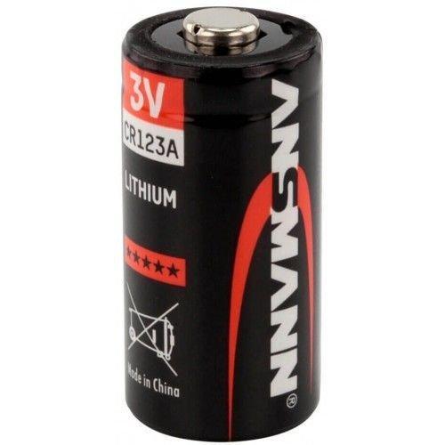 Ansmann CR123 Lithium Batterij Bulk per 50