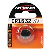 Ansmann CR1632 3V Lithium Knoopcel BL1