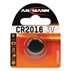 Ansmann CR2016 3V Lithium Knoopcel BL1