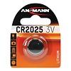 Ansmann CR2025 3V Lithium Knoopcel BL1
