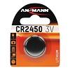 Ansmann CR2450 3V Lithium Knoopcel BL1