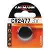 Ansmann CR2477 3V Lithium Knoopcel BL1