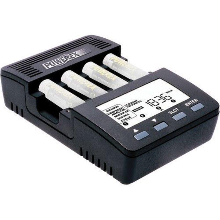 MH-C9000 Batterijlader / Analyzer