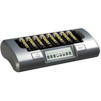 C800S Batterijlader voor  8 AA / AAA