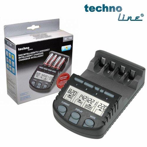 Technoline BC-700 Batterijlader