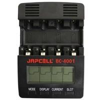 BC-4001 Batterijlader  voor AA / AAA Batterijen