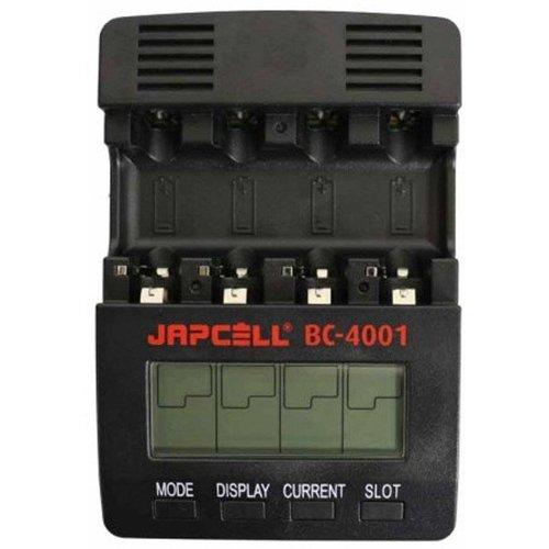 Japcell BC-4001 Batterijlader  voor AA / AAA Batterijen