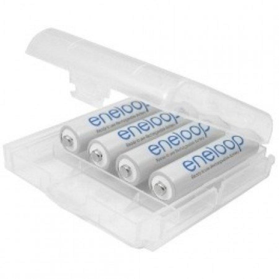 ENELOOP AAA 750 mAh Oplaadbare Batterijen met batterijdoosje