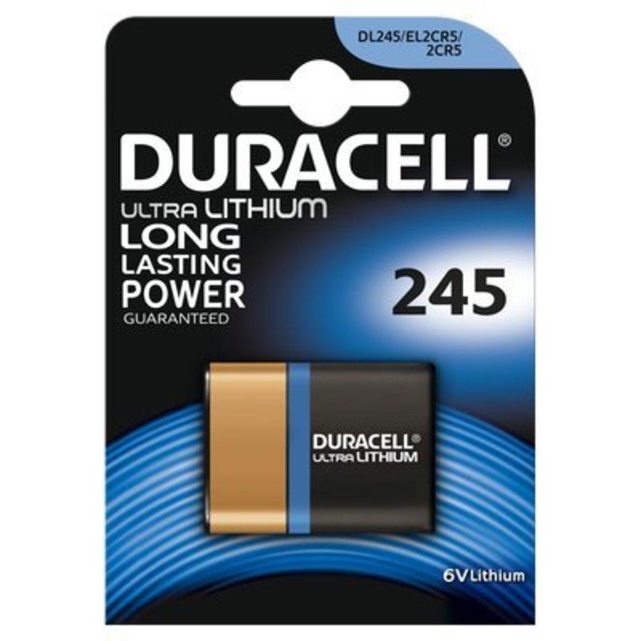 Ultra Lithium DL245A 2CR5 6V BL1