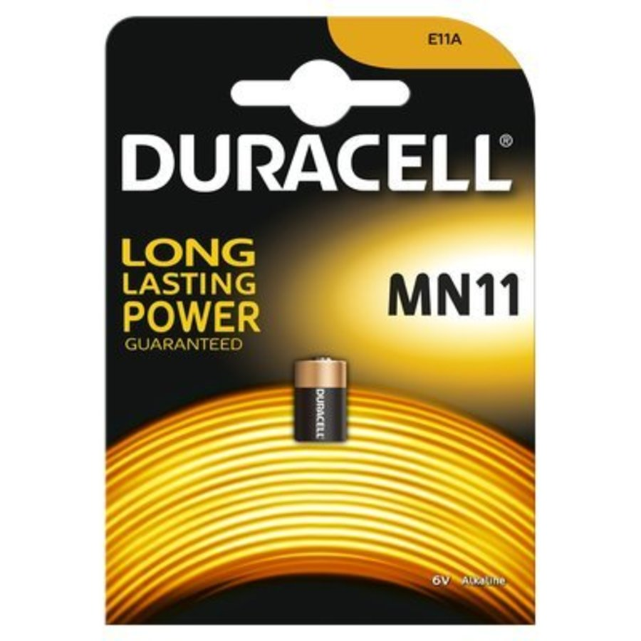 Alkaline MN11 A11 6V Batterij BL1